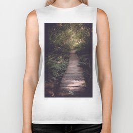 Pacific Northwest Forest Trail Biker Tank