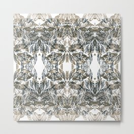 Rhythmic Nature Metal Print