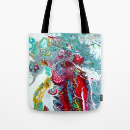 abstract 17 Tote Bag