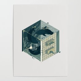 Cube 03 Poster