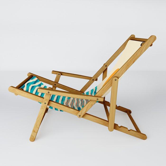 Ocean current Sling Chair