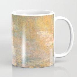 Water Lilies Claude Monet 1908 Coffee Mug
