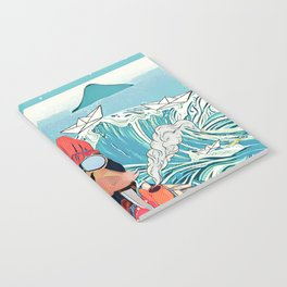 Walrus and the paper boats Notebook