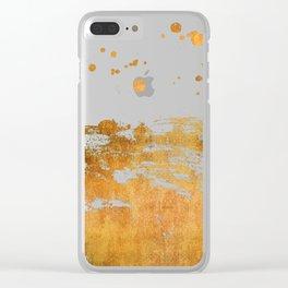 A Thousand Fireflies Clear iPhone Case