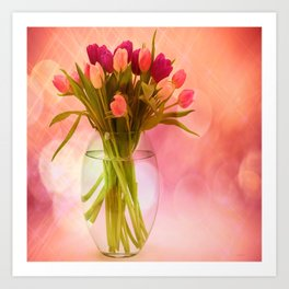 A Bloom for Spring Art Print