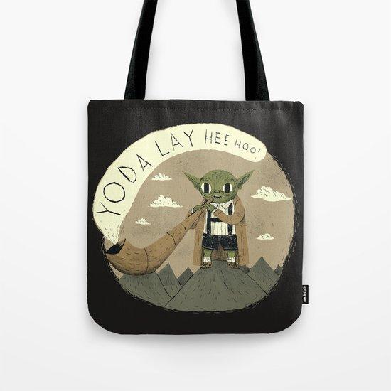 yodaling (grey colour option) Tote Bag