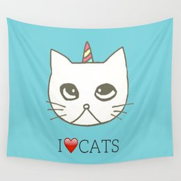 cat-102 Wall Tapestry