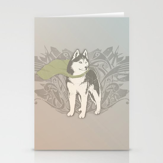 Fearless Creature: Eski Stationery Cards