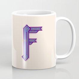 F is a fantasy Coffee Mug