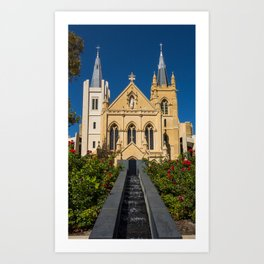 St. Mary's Cathedral Art Print