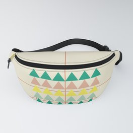 disguise forest    early summer Fanny Pack