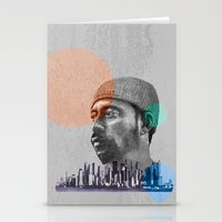 hiphop Stationery Cards featuring Madlib - urban by ARTito