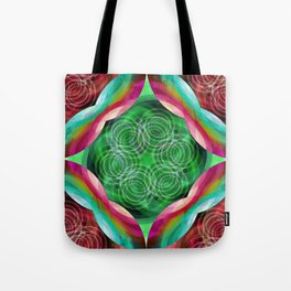 The Green Opening Tote Bag