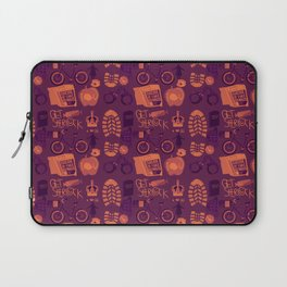 The Reichenbach Fall Laptop Sleeve