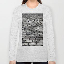 Cobbled Long Sleeve T-shirt