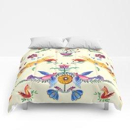 Summer girls Comforters