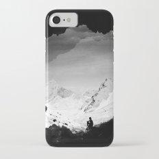 Snowy Isolation Slim Case iPhone 7