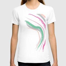 Coral Slide T-shirt