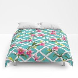 Lilies Comforters