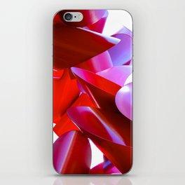 Crimson Fortress iPhone Skin