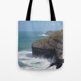 Kauai Seascape Tote Bag