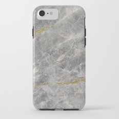 Grey Marble iPhone 7 Tough Case