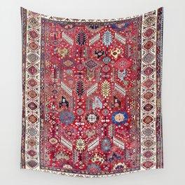 Shekarlu Qashqa'i Fars Southwest Persian Carpet Print Wall Tapestry