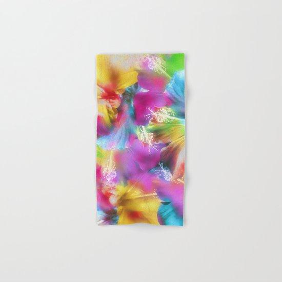 Hibiscus Dream  Hand & Bath Towel