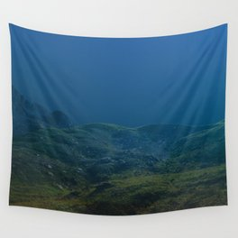 atmosphere · blue 2 Wall Tapestry