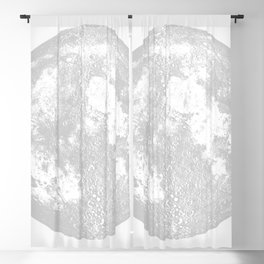 Moon Blackout Curtain