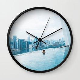 Malaysia Dips Wall Clock