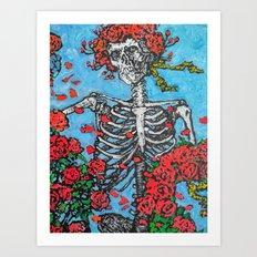 Garden of Eternity Art Print