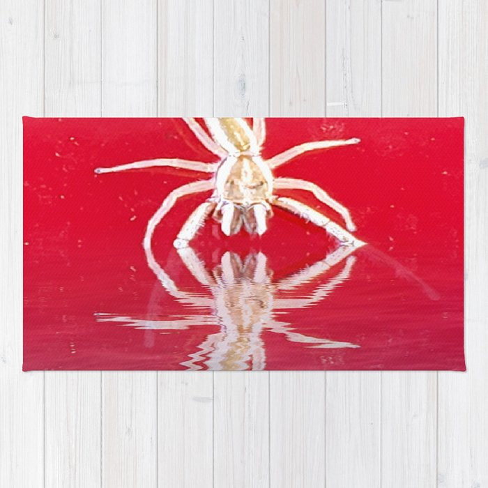 Down Came the Spider Rug