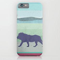 Lions are big kitties  Slim Case iPhone 6s