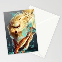 Spera'a Arcanine Stationery Cards