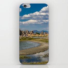 Mono Lake, California - III iPhone Skin