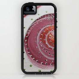 Suddenly you realized (Swirl) iPhone Case
