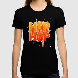 Hip Hop Party Hip Hop Music Rap Hip Hop T-shirt
