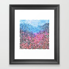 dance 14 Framed Art Print