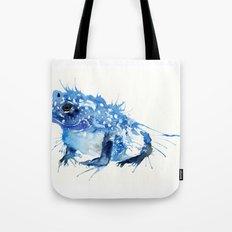 I Feel Blue Tote Bag