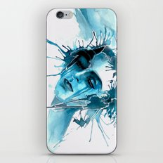 When I feel you iPhone & iPod Skin