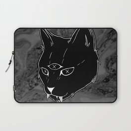 Triple Trouble Drunk Laptop Sleeve