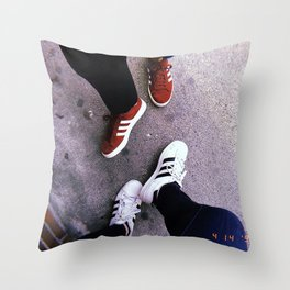 Sporty Throw Pillow