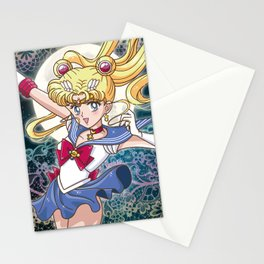 Sailor Moon Stationery Cards