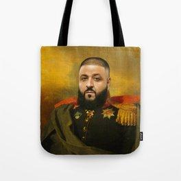 DJ Khaled Classical Painting Tote Bag
