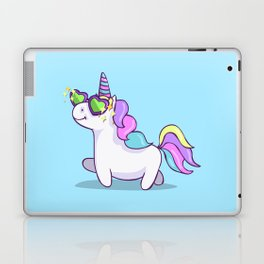 Fabulous Unicorn Laptop & iPad Skin