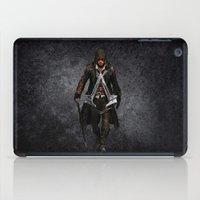 assassins creed iPad Cases featuring assassins - assassins by alexa