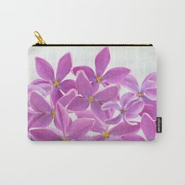 Spring Lilac Flowers Carry-All Pouch