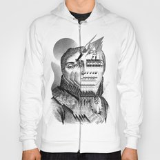 fragmented fracture Hoody