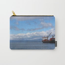 Port of Ushuaia Carry-All Pouch